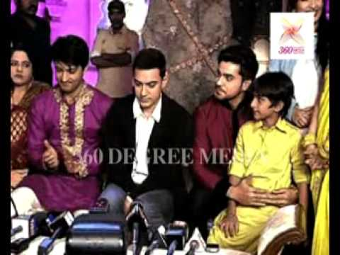 Aamir Khan Talks About The Star Plus Serials That His Family Follows Regularly- 'talaash' Promotion video