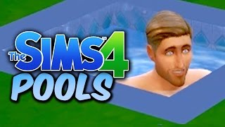 SIMS 4 POOLS!