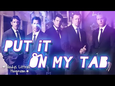 New Kids On The Block - Put It On My