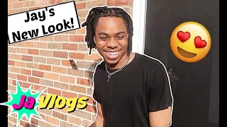 Jay's New Look! | Family Vlogs | JaVlogs