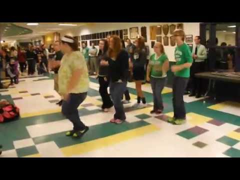 Oswayo Valley High School Flashmob