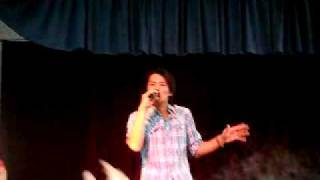 Kouji Wada【Brave Heart & Break Up!】Anicon 2010