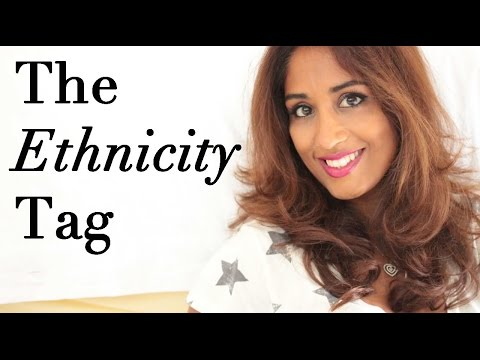 The Ethnicity Tag | Desi Girl | Beauty Passionista video