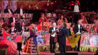 2014 Andre Rieu And Anna Reker