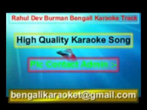 Kal Kokhon Asbe Bolo Na Karaoke Rahul Dev Burman