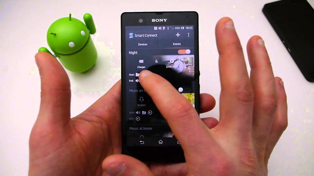 Sony Xperia Z vs Blackberry Z10 Comparison - YouTube