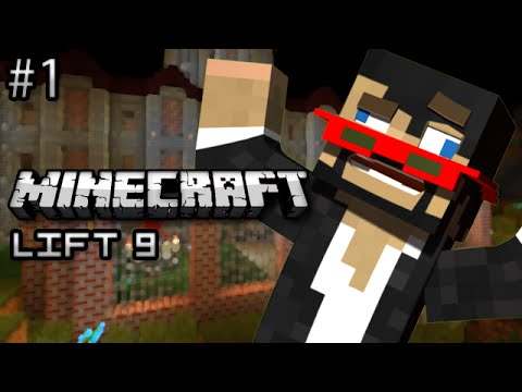 Minecraft: CRAZIEST MAP EVER - Lift 9 Part 1