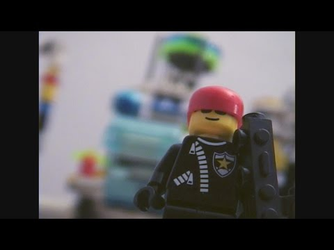 KILLMAN: A Stop Motion Lego Adventure ! | BOX OFFICE MANIACS ORIGINAL FILM