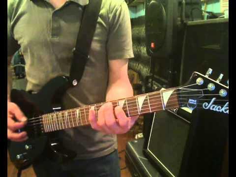 Kurs Gry Na Gitarze Elektrycznej - Materiał Do Lekcji 7. Riffy - Wykorzystanie Pustych Strun