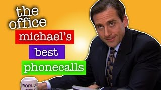 Michael's Best Phone Calls  - The Office US