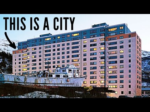 Every Person In This City Lives In One Building...
