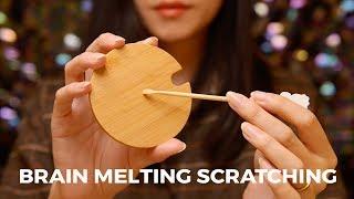 ASMR Brain Melting Object Scratching (No Talking)