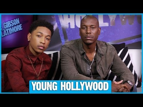 Tyrese Gibson & Jacob Latimore On Movies, Music, & More! video