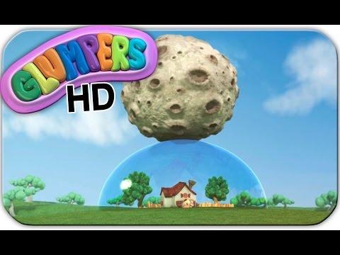 Glumpers, animated series. Ep 6 HD - Meteorite