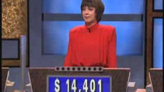 Jeopardy! Ken Jennings lose than Nancy Zerg