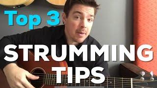 Download Lagu 3 Strumming Tips to Advance Guitar Beginners (I Wish I Was Taught) Gratis STAFABAND