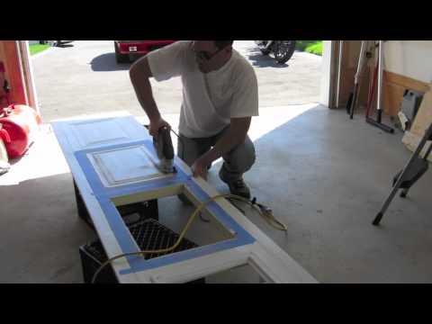 Garage Windows Install Youtube