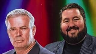 Conrad Thompson on: the reason for his biggest fight with Eric Bischoff