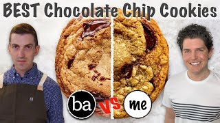 How to Make Chris Morocco's Best Chocolate Chip Cookies: Bon Appétit Test #25