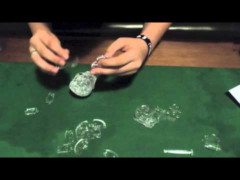 Crystal Skull Puzzle Build Crystal Skull Puzzle