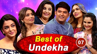 Aishwarya Rai, Bipasha Basu in Best Of Undekha   07   The Kapil Sharma Show   Sony LIV   HD