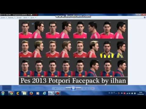 Pes 2013 new faces Messi Bale Gotze James