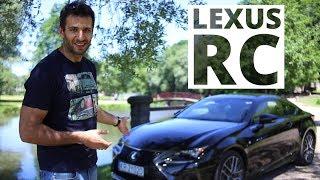 Lexus RC 200t 2.0 245 KM, 2017 - test AutoCentrum.pl #344