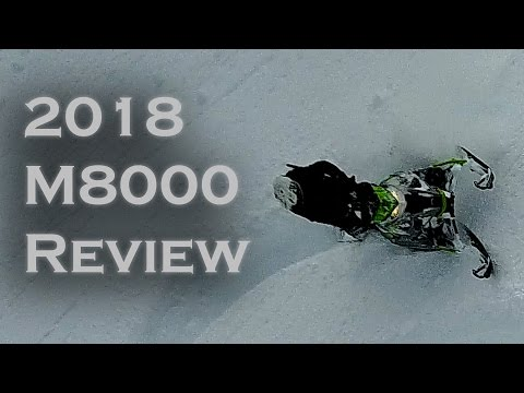 2018 ARCTIC CAT M8000 REVIEW