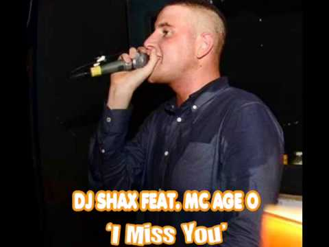 DJ Shax feat MC Age O - I Miss You (Totally 'Ardcore Records) TA003