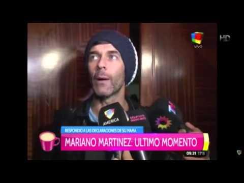 Mariano Martínez, un tipo cariñoso con sus compañeras de trabajo