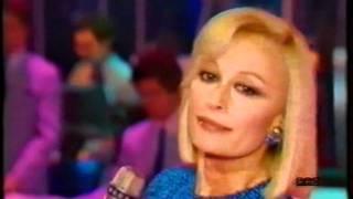 Raffaella Carra' canta Non so chi sei da Domenica In dicembre 1986