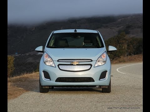 2014 Chevrolet Spark EV Review and Road Test