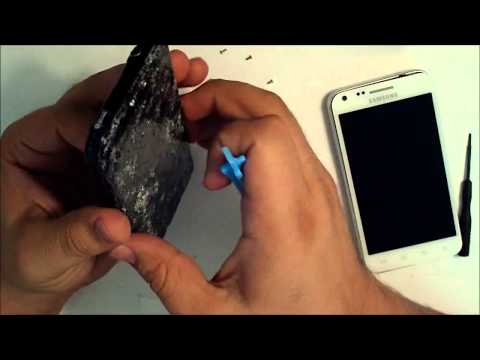 Epic 4G Touch GS2 screen replacement video/teardown