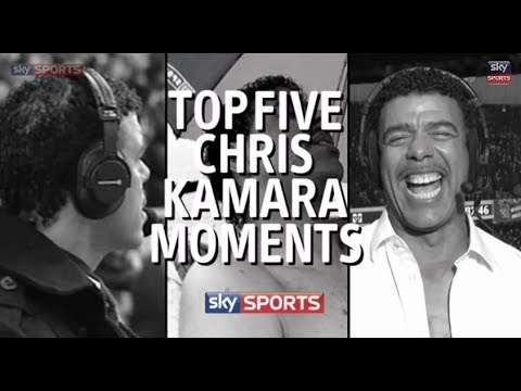 Chris Kamara: another football genius