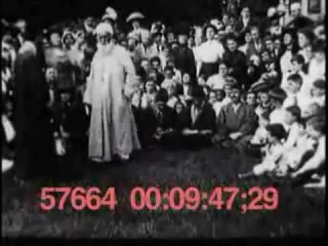 Rare Silent Short Movie of 'Abdu'l-Baha in New York, 1912 ...