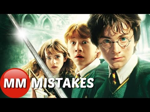 Harry Potter And The Chamber Of Secrets Movie You Didn't See |  Harry Potter Movie