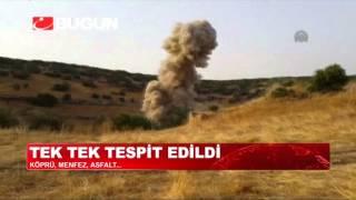 TSK, BAYRAM BOYUNCA 7 TON BOMBA İMHA ETTİ