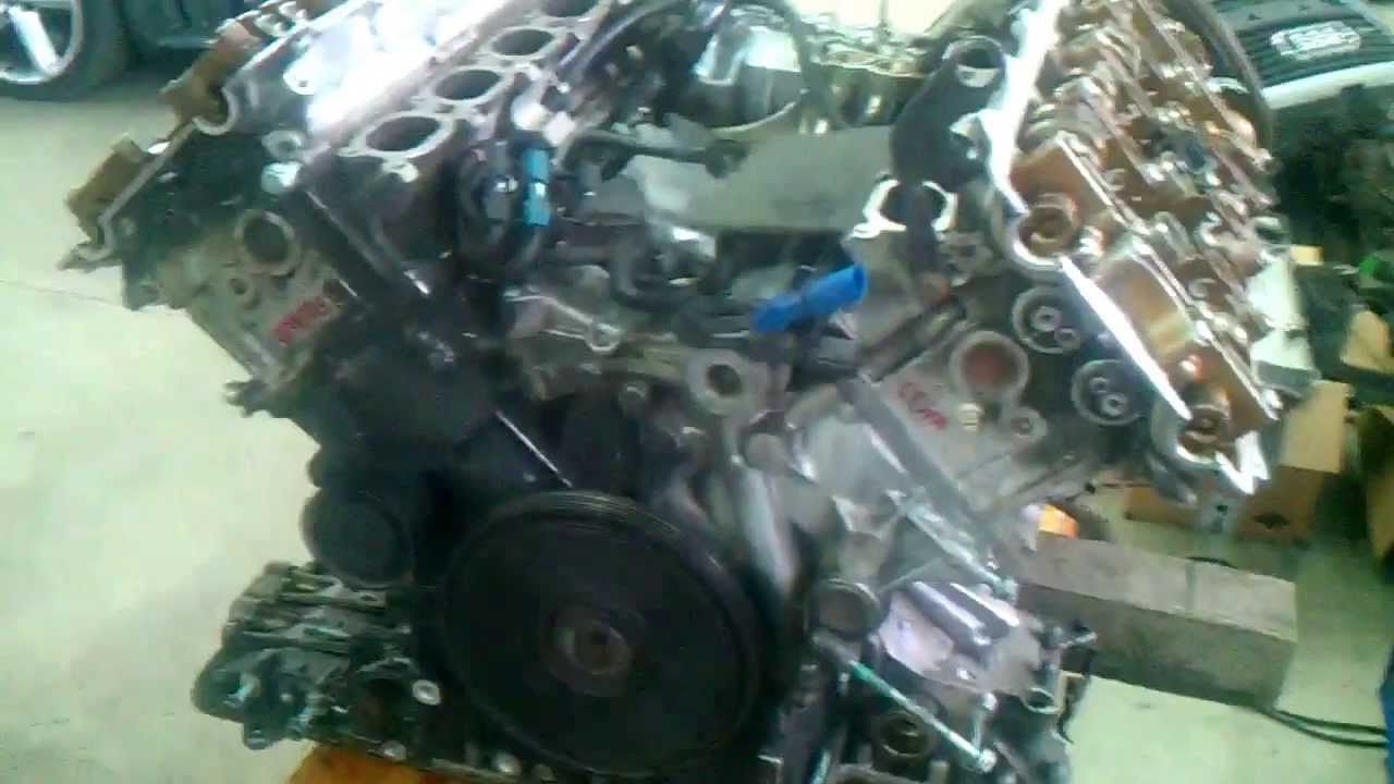 Engine Audi 4 2 V8 Camshaft Youtube