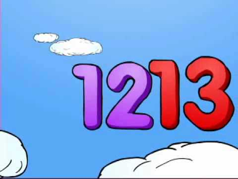 Learn Basic English Numbers - pumkin.com fun kids English vocabulary cartoon