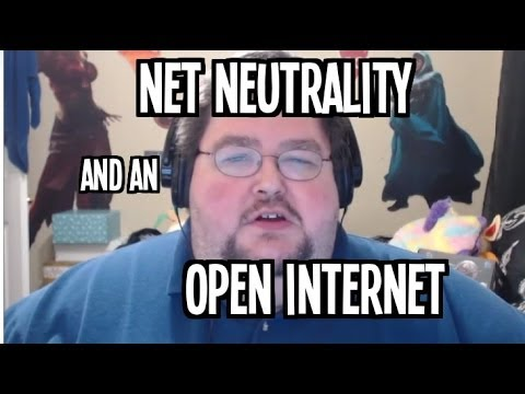 About Net Neutrality and the Open internet