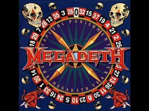 Megadeth - Capitol Punishment The Megadeth Years
