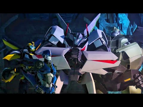 Transformers Prime Season 03 Beast Hunters Episode 04 in hindi.Autobots attack on Darkmount in hindi