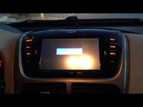 FIAT doblo navigasyon multimedya oem