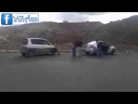 فيديو: شباب في رحلة إلى «بني مطر» بصنعاء يوثقون عملية قتل بالمصادفة