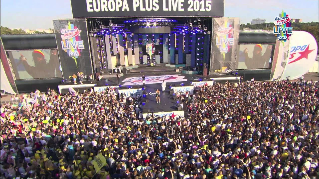 Смотреть клипы европа плюс лучшие 22 фотография