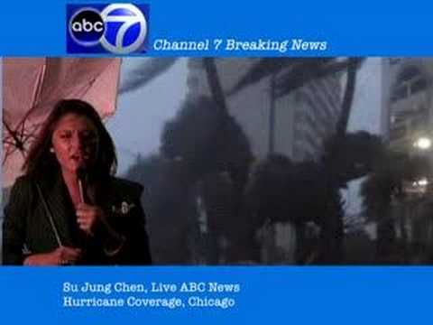 Hurricane News Report