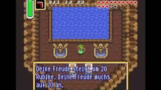 Lets Play The Legend of Zelda A Link to the Past (German) Part: 26 - Brunnen der Freude