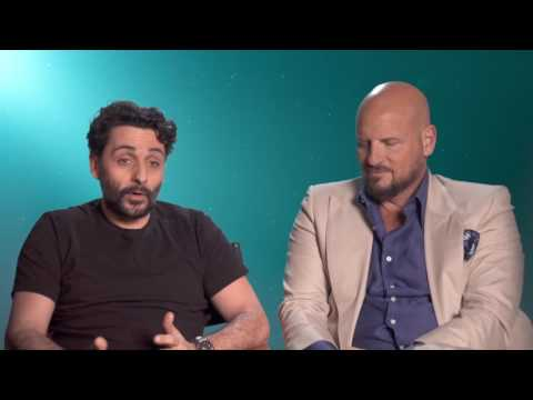 The Shallows: Director Jaume Collet-Serra & Matti Leshem Official Movie Interview