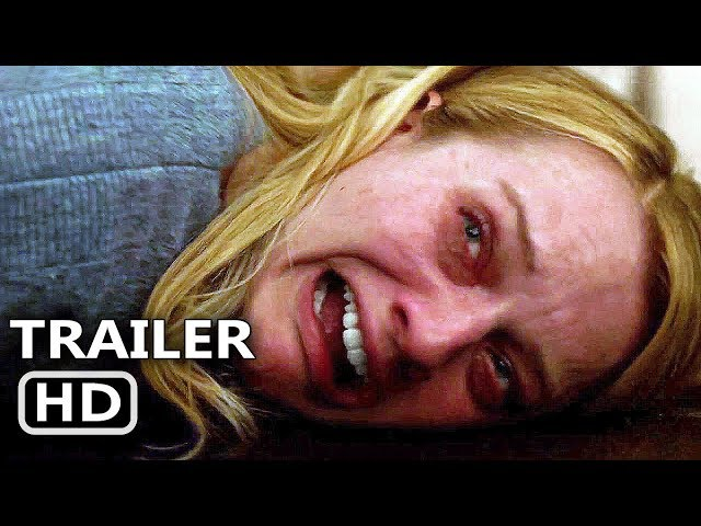 THE INVISIBLE MAN Official Trailer (2020) Elisabeth Moss, Thriller Movie HD thumbnail