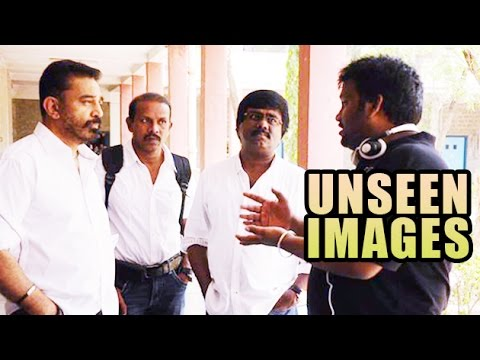 Kamal Haasan's 'Thoongavanam' ON LOCATION | Trisha